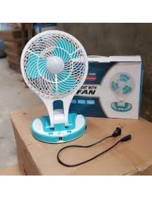 Mini ventilateur chargable
